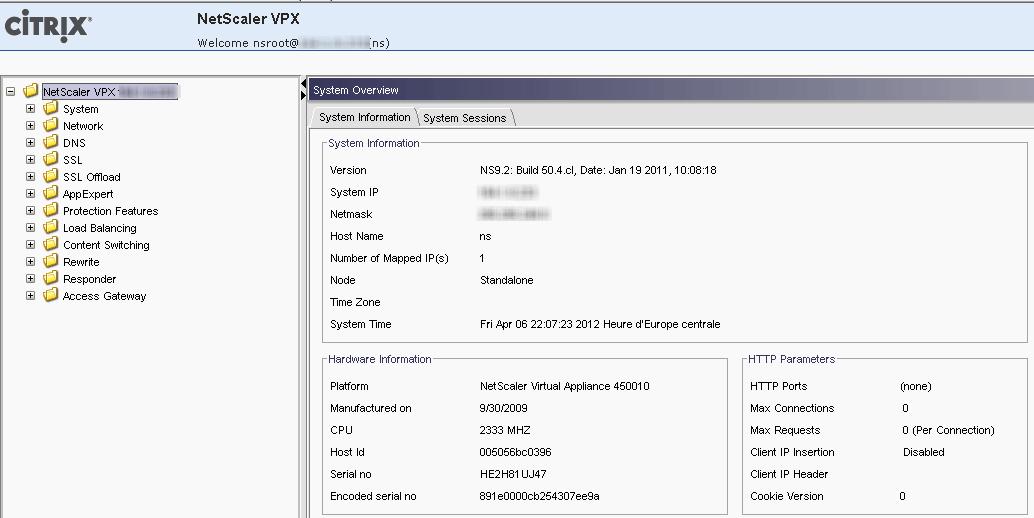 Xml broker netscaler